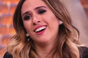 Noiva do ator da Globo, Rafa Vitti, Tata Wernerk (Foto: Reprodução/Globo)