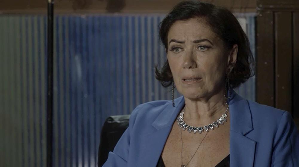 Valentina em cena da novela O Sétimo Guardião (Foto: Reprodução)