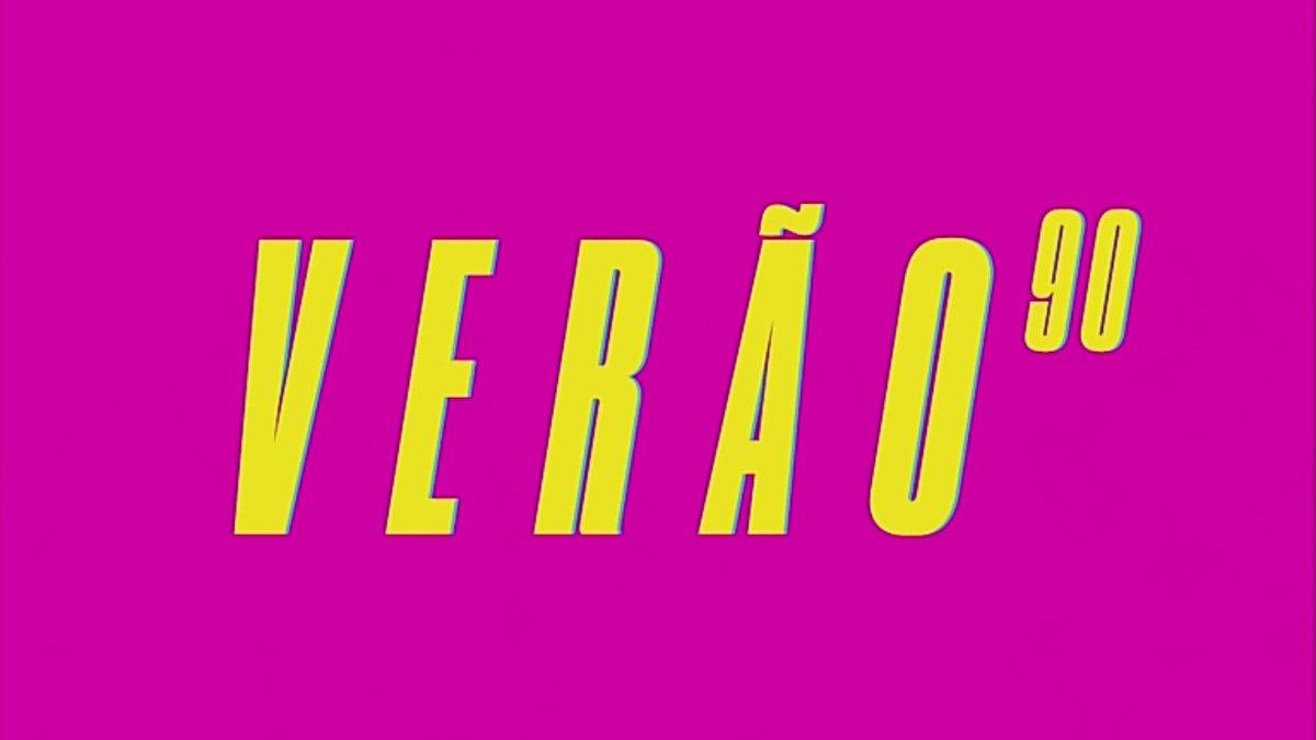 Verão 90, a nova novela das sete da Globo (Foto: Reprodução)