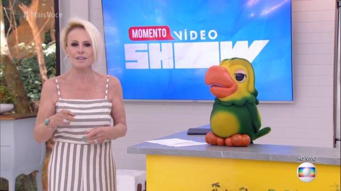 Globo reestreia o Vídeo Show com Ana Maria Braga (Foto: Reprodução)