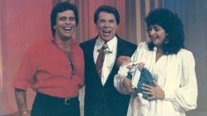 Wagner Montes e Sonia Lima, e o Diego Montez