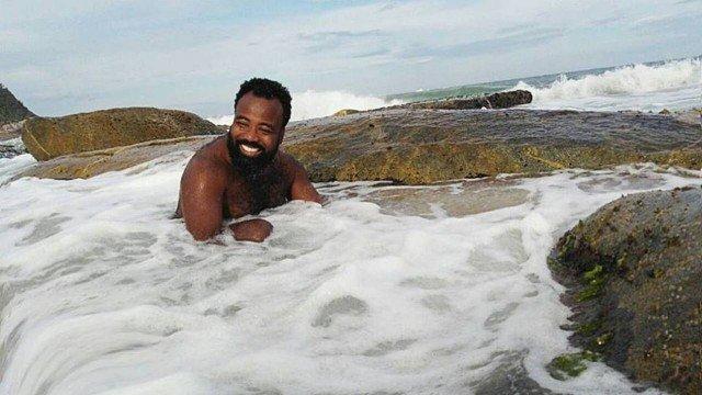 Rodrigo França do BBB19 é naturista (Foto: Reprodução/ Facebook)