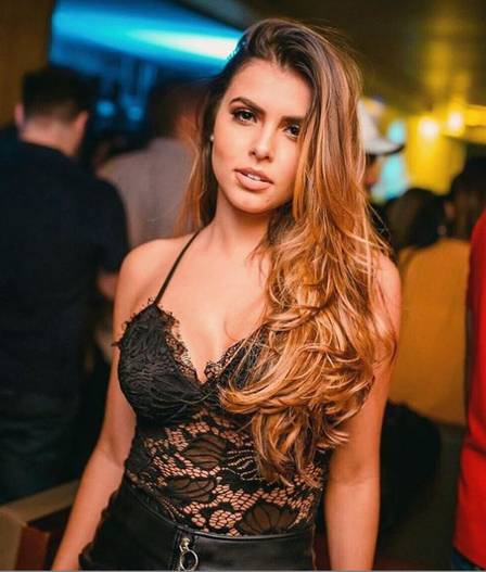 Isabella Arantes (Foto: Reprodução/ Instagram)