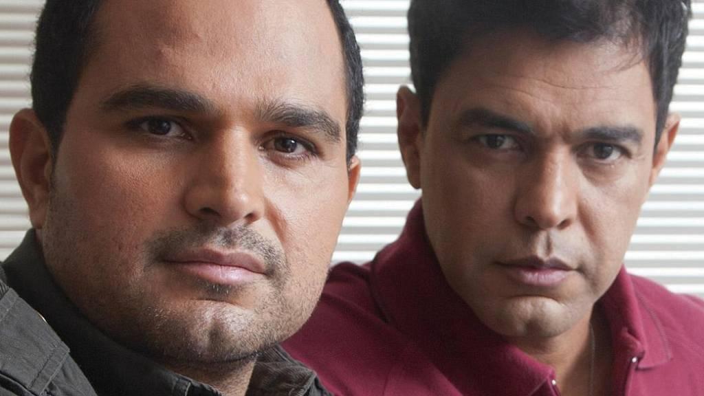 Zezé Di Camargo e Luciano (Foto: Reprodução)
