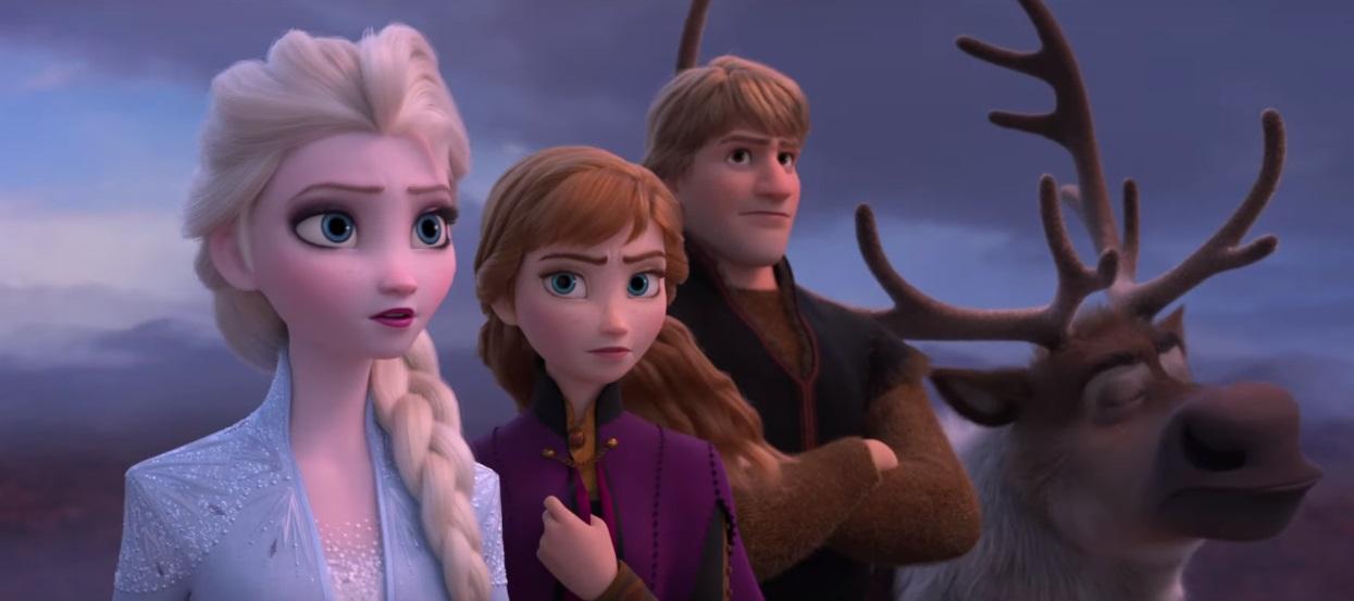 Frozen 2 (Foto: Divulgação)