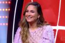 Claudia Leitte no The Voice Kids (Foto: Reprodução/Globo)