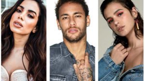 Anitta e Bruna Marquezine não se falam mais por causa de Neymar (Foto: Reprodução/Instagram)