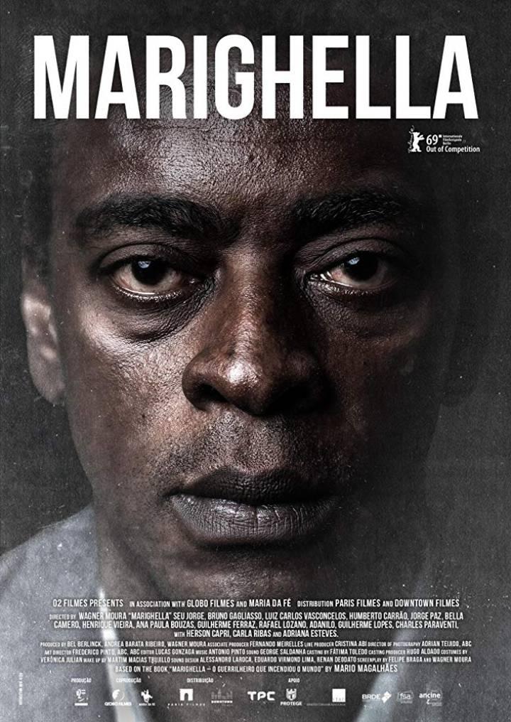 Cartaz do filme Marighella (Foto: Divulgação)