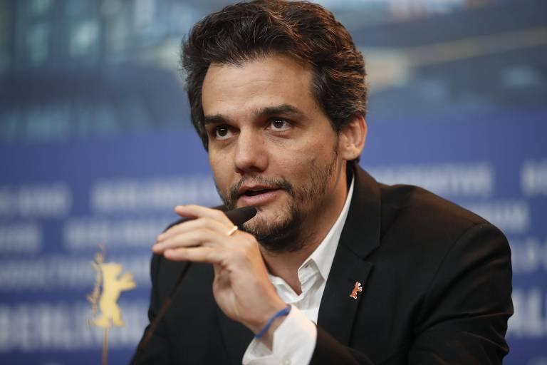 Wagner Moura detonou Bolsonaro em coletiva de filme (Foto: Reprodução)