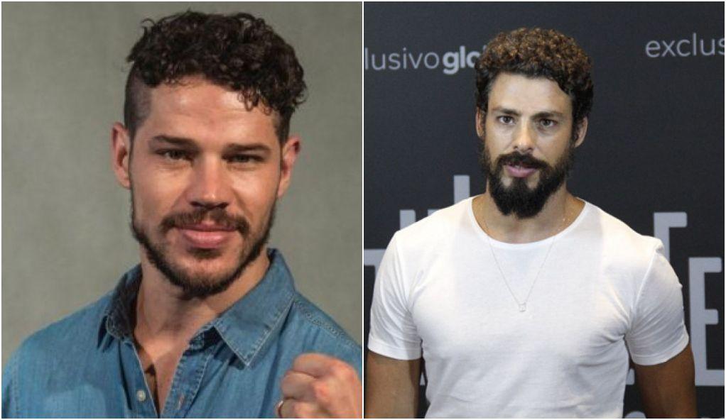 José Loreto é comparado a Cauã Reymond (Foto: Montagem)