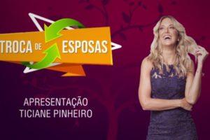 Troca de Esposas, novo reality da Record TV (Foto: Reprodução)