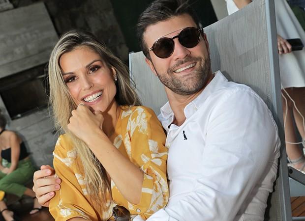 Flávia Vianna e Marcelo Zangrandi (Foto: Divulgação)