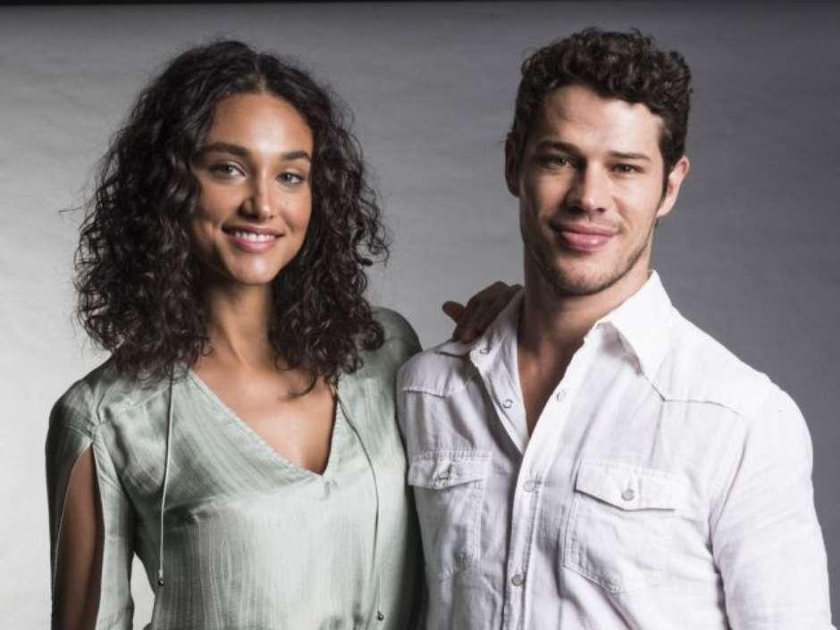 Débora Nascimento e José Loreto não estão mais juntos (Foto: Divulgação: TV Globo)