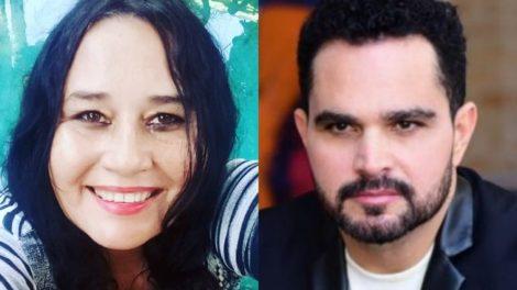 Cleo Loyola, ex de Luciano Camargo, da dupla com Zezé Di Camargo, faz acusação polêmica (Foto reprodução)