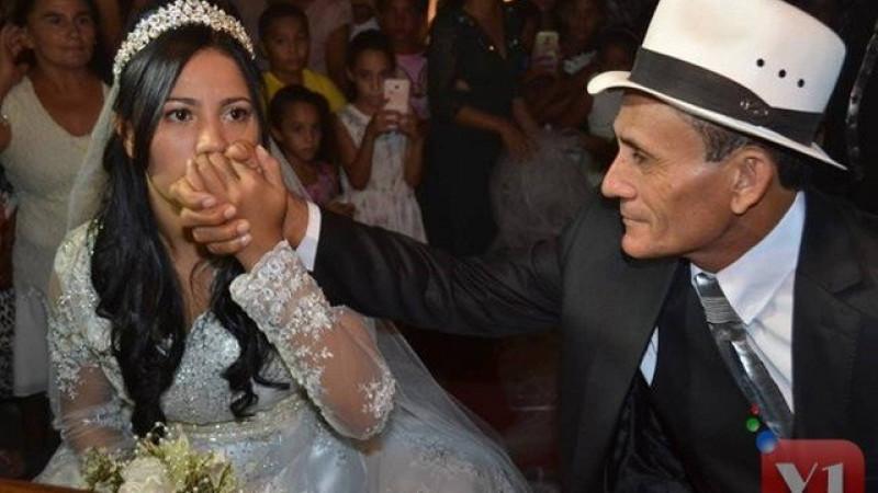 Stefhany Absoluta e marido Foto: Reprodução