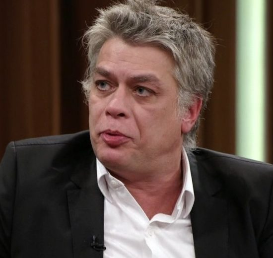 Fábio Assunção na Globo (Foto: Reprodução)