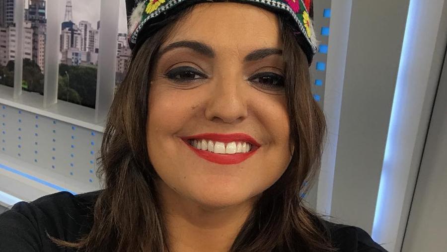 Fabíola Reipert será homenageada na Globo (Foto: Reprodução)