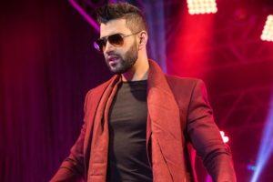 O cantor sertanejo, Gusttavo Lima foi agredido durante um show nesta quinta-feira (Foto: Reprodução)