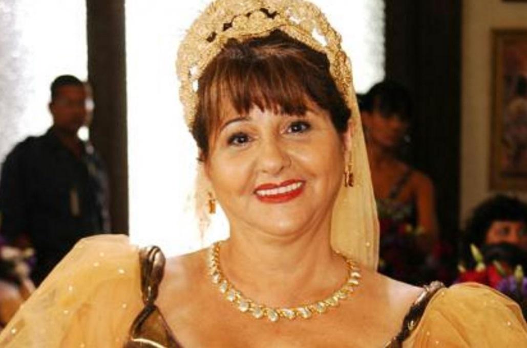 Mara Manzan era uma grande atriz (Foto: Reprodução)
