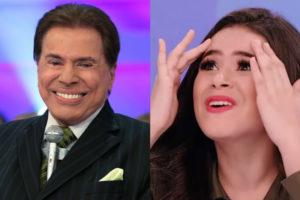 Silvio Santos e Maisa Silva são parentes? (Foto: Divulgação)