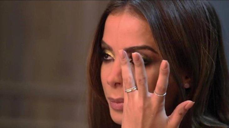 Anitta se emociona com história de pobre cachorro (Foto reprodução)