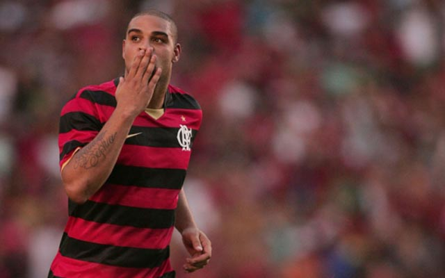 futebol Adriano Imperador (Foto: Divulgação)