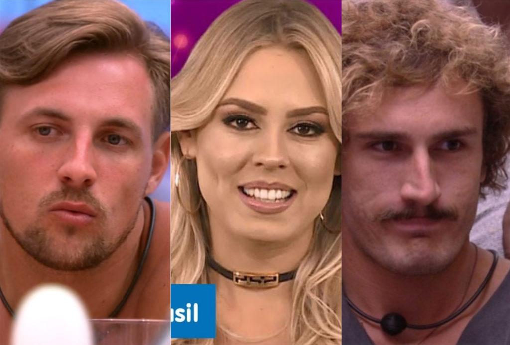 Alan, Isabella e Diego estão no paredão do BBB19; quem deve sair?