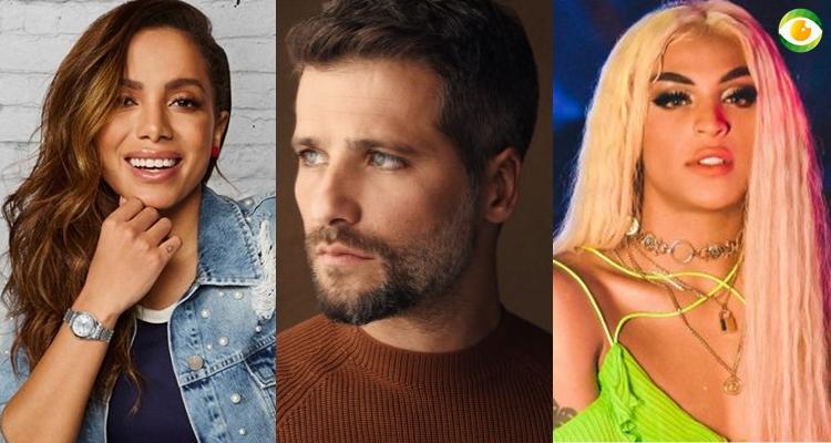 Anitta, Pabllo Vittar e Bruno Gagliasso têm algo em comum