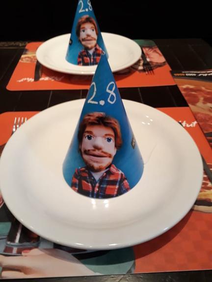 Ed Sheeran faz aniversário no Brasil (Foto: Divulgação)
