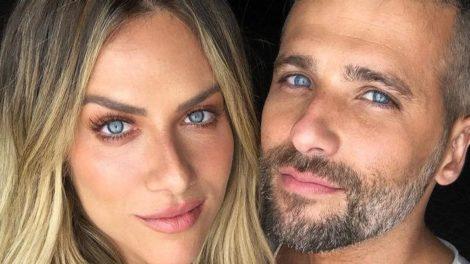Bruno Gagliasso e Giovanna Ewbank estão revoltados com Thiago Gagliasso desde as eleições do ano passado (Foto: Reprodução/Instagram)