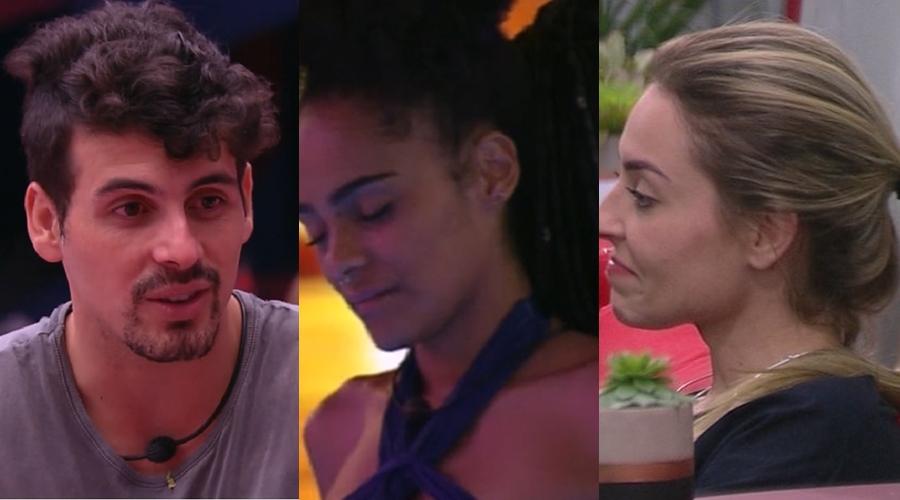 Participantes podem ser expulsos da Globo (Foto: Reprodução)