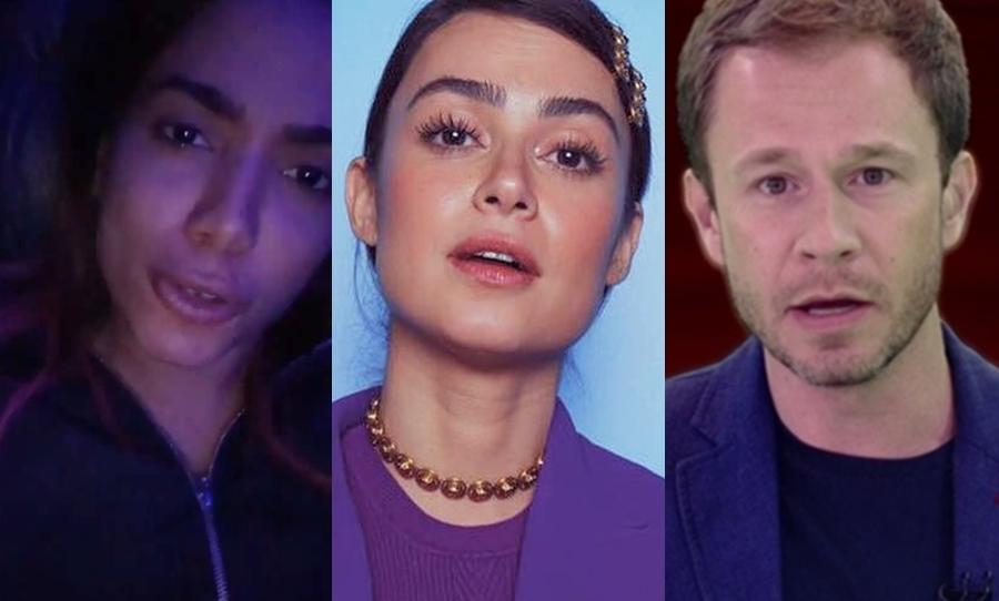 Anitta, Thaila Ayala e o BBB19 da Globo são os principais assuntos de hoje (Foto: Reprodução)