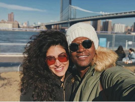 Yasmin Garcez e David Junior (Foto: Reprodução/ Instagram)