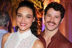 José Loreto e Débora Nascimento se separam e atriz deixa de seguir ele no Instagram (Foto: Reprodução)