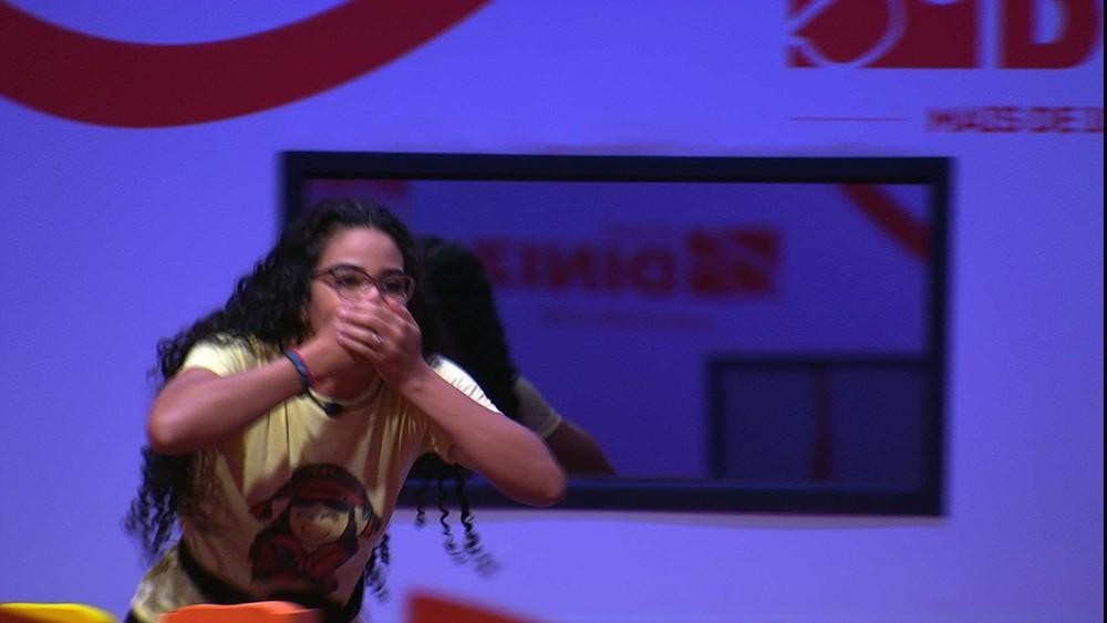 Elana ganha mais uma vez (Foto: Reprodução)