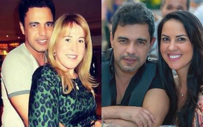 Zezé Di Camargo, Zilu e Graciele Lacerda (Foto: Divulgação
