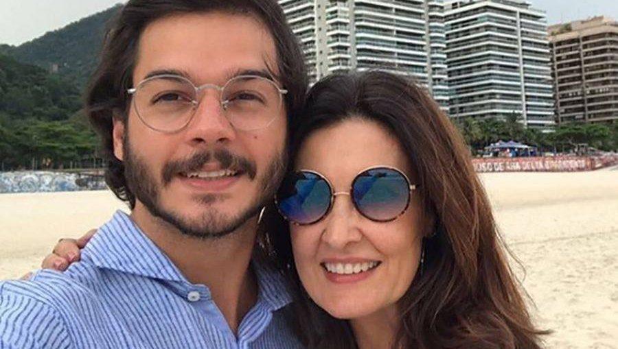 Fátima Bernardes e Túlio Gadêlha