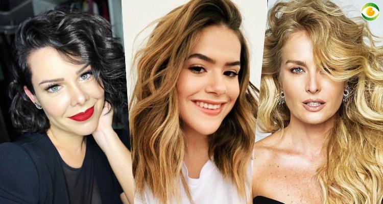 Fernanda Souza, Maisa, Angélica