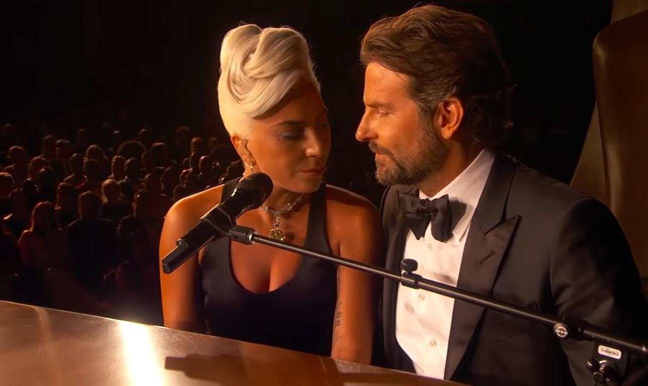 Lady Gaga e Bradley Cooper (Foto: Divulgação)