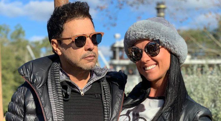 Zezé Di Camargo e Graciele Lacerda pretendem oficializar a união em breve (Foto: Reprodução/Instagram)