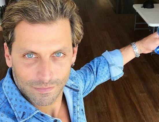 O ator de Malhação da Globo, Henri Castelli (Foto: Reprodução)