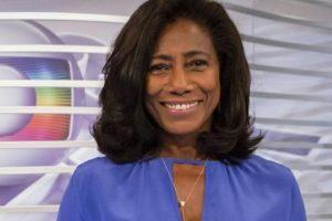 Gloria Maria já teve segredo de beleza da idade revelado (Foto: Divulgação/Globo)