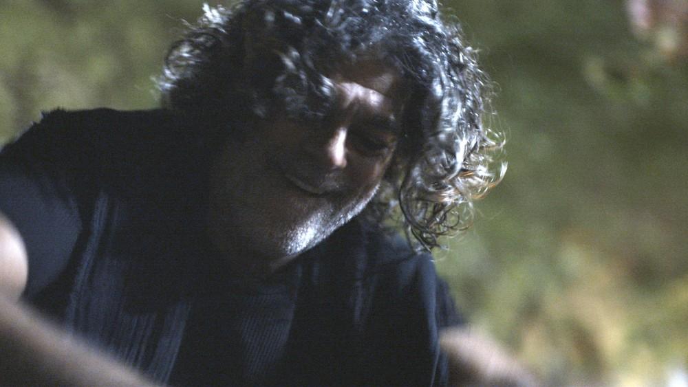 León (Eduardo Moscovis) em O Sétimo Guardião (Foto: Reprodução/ Globo)