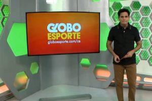 Kario Cezar, jornalista da Globo, epde demissão ao vivo (Foto: Divulgação)