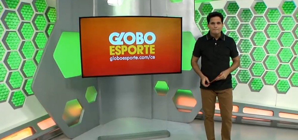 Kario Cezar, jornalista da Globo, pediu demissão ao vivo (Foto: Divulgação)