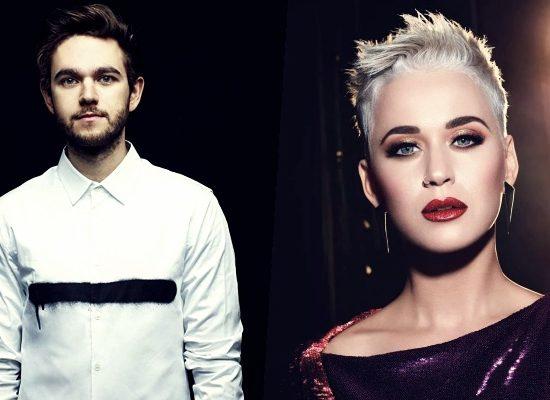 Katy Perry lança 365 com Zeed
