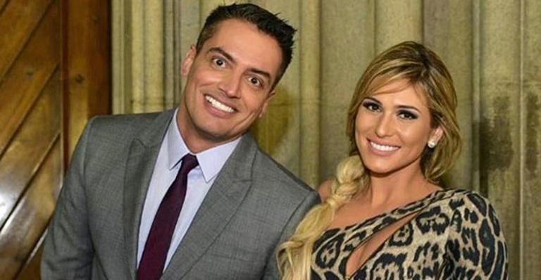 Leo Dias e Lívia Andrade (Foto: Reprodução/nstagram)