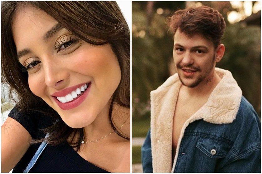 Leticia Almeida e Saulo Pôncio (Foto: Divulgação)