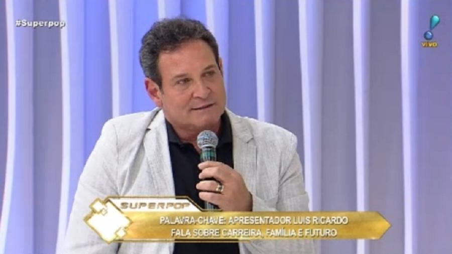 Luís Ricardo conta que deseja ganhar programa no SBT e faz revelações surpreendentes sobre acidente na emissora