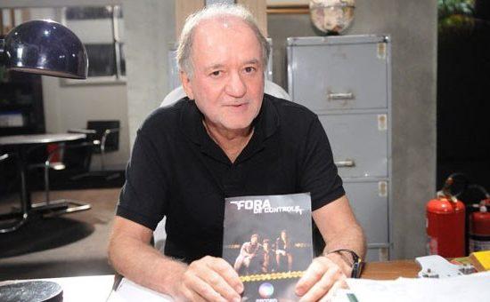 O autor Marcílio Moraes (Foto: Reprodução)